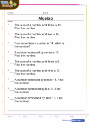 5th grade math worksheets pdf grade 5 maths exam papers