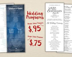 cheap ceremony programs ceremony programs level 33 graphics store