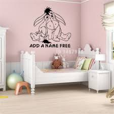Winnie The Pooh Wall Decals For Nursery by Online Get Cheap Eeyore Wall Stickers Aliexpress Com Alibaba Group