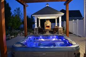 can a lovely backyard retreat be budget friendly besthottubs