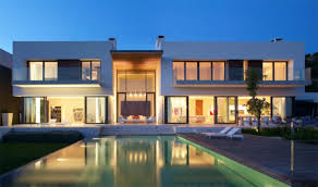 exterior interesting cool modern house unique latest houses with
