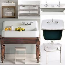 Bathroom Sink Ideas Pinterest Bathroom Sinks Best 25 Farmhouse Vanity Ideas On Pinterest