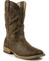 mens casual biker boots men u0027s roper boots u0026 roper cowboy boots sheplers