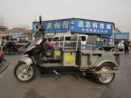 electric rickshaw wikipedia