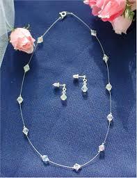 necklace swarovski crystals images Bridal swarovski crystal necklaces custom bridal swarovski jpg