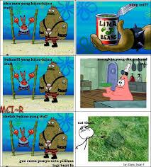Meme Comic Indonesia Spongebob - berkas 2918783 20121208111718 jpg tolololpedia fandom powered by