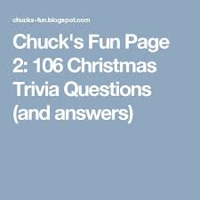 Ideas For Christmas Quizzes by 25 Best Christmas Trivia Questions Ideas On Pinterest Fun