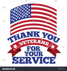 Design A Flag Free Veterans Day Flag Thanks Design Eps Stock Vector 331381052