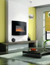 best wall mounted fireplaces electric modern electric fireplace ideas for the stunning flair decor