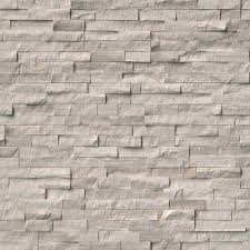 ledger panels white oak splitface marble landscape new house