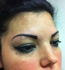 tatouage sourcils poil par poil maquillage permanent dermographie