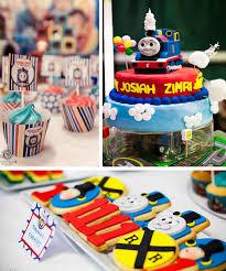 kara u0027s party ideas thomas the train birthday party planning ideas