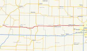 Iowa State University Map Iowa Highway 44 Wikipedia