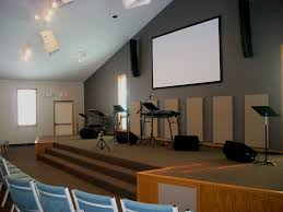 church u0026 classroom acoustical design u2013 acoustic fields
