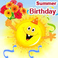 summer birthday cards free summer birthday wishes greeting cards