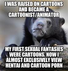 Cartoon Porn Memes - what can i say hormones are a thing album on imgur