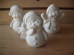ceramic bisque to paint unpainted ceramic gnome butterfly decor