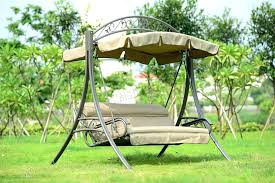 outdoor swinging benches benches outdoor swing bench for sale