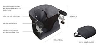 Bag High Chair Pod Portable High Chair Specs And Instructions Mountain Buggy