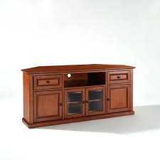 cherry wood tv stands cabinets corner tv stand cherry wood tweeps co