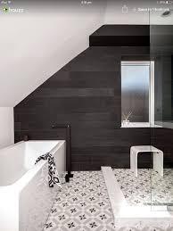 Bathroom In Black 29 Best Bathroom Tiles Images On Pinterest Bathroom Wall Tiles