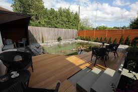 his idea for a backyard seems crazy at first but after seeing the