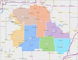 Rochester Zip Code Map by Board Of Directors Shelby Electric Cooperative