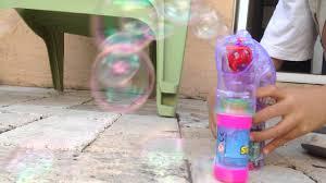 bubble gun in the backyard youtube