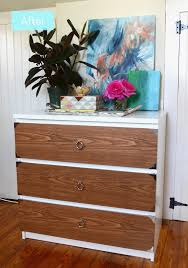 malm dresser hack before and after a caign style ikea malm hack curbly