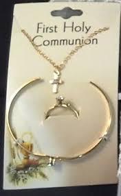 communion jewelry communion jewelry trio the holy store