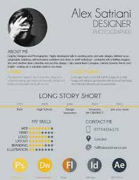 graphic design resumes 7 resume design principles that will get you hired 99designs