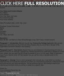 collection of solutions community college professor cover letter