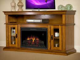Fireplace Entertainment Stand by Brookfield 26
