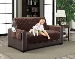 home dynamix pet supplies all season plush velour couch protector