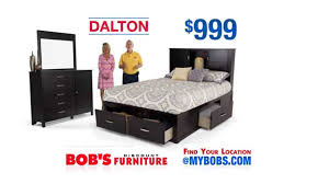 dalton bedroom sets 999 bob u0027s discount furniture youtube