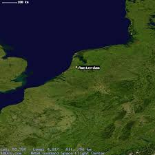 netherlands map cities amsterdam noord netherlands geography population map