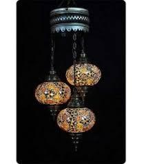 Turkish Lighting Fixtures Large Turkish Moroccan Mosaic Hanging L By Turkishbits