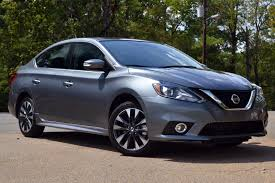 sentra nissan white 2017 nissan sentra sr turbo review autoguide com news