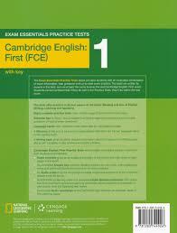 exam essentials practice tests cambridge english first fce 1