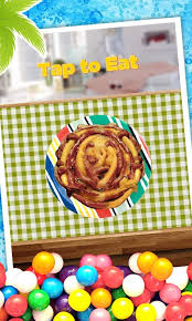 funnel cake maker food game android apps on google play
