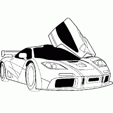 cars vehicles coloring free race car coloring free