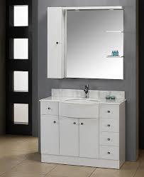 Standard Height Of Bathroom Vanity by White Bathroom Cabinet White Finish Bathroom Vanities Bathroom