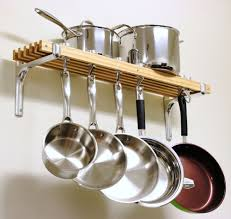 Kitchen Collectables Store by Short On Space Stylish Ways To Store Pots U0026 Pans Magnetic Knife