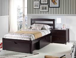 Berkeley Platform Bed Espresso By Innovations - Berkeley bedroom furniture