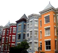 Row Houses by Row Houses Free Images At Clker Com Vector Clip Art Online