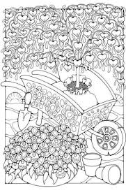 difficult halloween coloring pages 107 best coloring pages images on pinterest coloring books