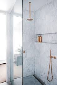 Bathroom Ideas Tiled Walls by Best 25 Shower Niche Ideas Only On Pinterest Master Shower