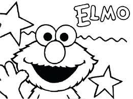 elmo printable coloring pages sesame opening by coloring page
