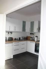 cuisine blanche et noir cuisine bois et noir beau cuisine noir blanc free affordable