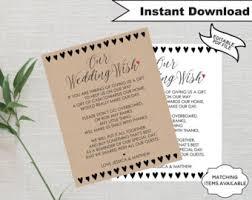 wedding gift poems wedding money gift poem honeymoon wishing well personalised